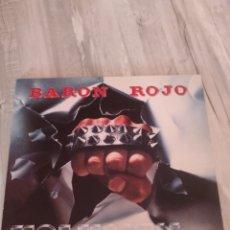 """Discos de vinilo: BARÓN ROJO """" VOLUMEN BRUTAL """". 1982- REEDICIÓN 2015 SONY MÚSIC. 'NUEVO'. Lote 235149015"""