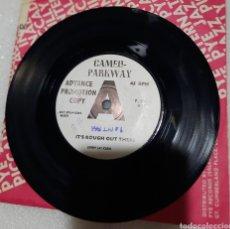 Discos de vinilo: JERRY JACKSON - IT'S ROUGH OUT THERE / I'M GONNA PAINT A PICTURE. AVANCE PROMOCION. MUY ESCASO. Lote 235158170