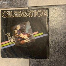 Discos de vinilo: KOOL Y GANG CELEBRATION. Lote 235159650
