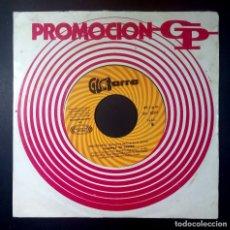 Discos de vinilo: PALABRAS DE CORAZON - EL SOL ESTÁ EN MI CORAZÓN / RECORDARAS - SINGLE 1970 - GUITARRA. Lote 235167855