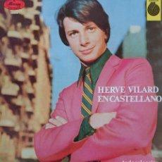 Discos de vinilo: HERVE VILARD CANTA EN ESPAÑOL LP SELLO MERCURY EDITADO EN ARGENTINA.... Lote 235179540