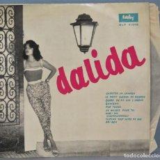 Discos de vinilo: LP. DALIDA. CASETTA IN CANADA. Lote 235181090