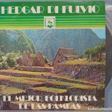 Discos de vinilo: LP DI FULVIO. EL MEJOR FOLKLORISTA DE LAS PALMAS. Lote 235181560