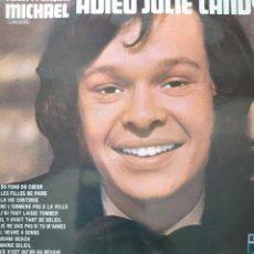 Discos de vinilo: JEAN FRANCOIS MICHAEL LP SELLO EMI-ODEON EDITADO EN ESPAÑA AÑO 1970.... Lote 235182245