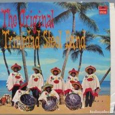 Discos de vinilo: LP. THE ORIGINAL. TRINIDAD STEEL BAND. Lote 235182405