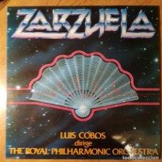 Discos de vinilo: DISCO LP DE LUIS COBOS. ZARZUELA. Lote 235197400