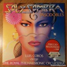 Discos de vinilo: DISCO LP DE LUIS COBOS. SOL Y SOMBRA. Lote 235197485