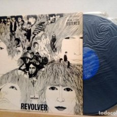 Discos de vinilo: THE BEATLES REVOLVER-LP-. Lote 235198305