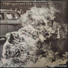 Disques de vinyle: RAGE AGAINST THE MACHINE – RAGE AGAINST THE MACHINE -LP-. Lote 288465353