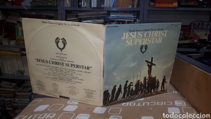 BANDA SONORA JESUS CHRIST SUPERSTAR MCA RECORDS 1974 (Música - Discos - LP Vinilo - Bandas Sonoras y Música de Actores )