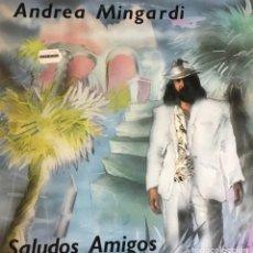 Discos de vinilo: ANDREA MINGARDI. Lote 235239940
