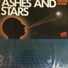 Discos de vinilo: ASHES AND STARS. Lote 235240185