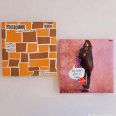 Discos de vinilo: PHOTO JENNY Y KNICKERS. Lote 235241045