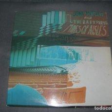 Discos de vinilo: LP JONI MITCHELL AND THE L.A. EXPRESS-MILES OS AISLES ENVIO CERTIFICADO Y GRATUITO. Lote 235245250
