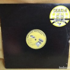 Discos de vinilo: SHARON WILLIAMS - MUSIC IS PUMPING. Lote 235252370