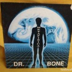 Discos de vinilo: DR. BONE - METAFISICA. Lote 235254265