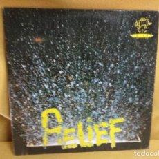 Discos de vinilo: RELIEF - INITIAL RELIEF. Lote 235260015