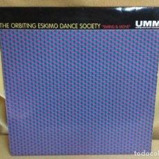 Discos de vinilo: THE ORBITING ESKIMO DANCE SOCIETY - SWING & MOVE. Lote 235261400