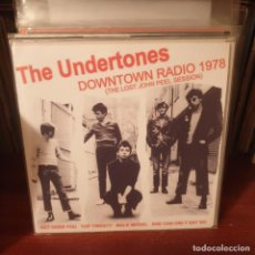 Discos de vinilo: THE UNDERTONES / DOWNTOWN RADIO ..../ DOWNTOWN RECORDS 2018. Lote 235278460