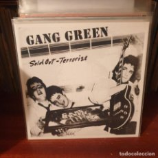 Discos de vinilo: GANG GREEN / SOLD OUT / TAANG !! RECORDS. Lote 235279070
