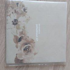 Discos de vinilo: LO MUESO..PALINDROME POST HARDCORE SINGLE 2 TEMAS + CD SINGLE 4 TEMAS. Lote 235296970
