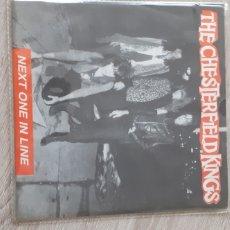 Discos de vinilo: THE CHESTERFIELD KINGS 4 TEMAS GARAJE PUNK. Lote 235299005