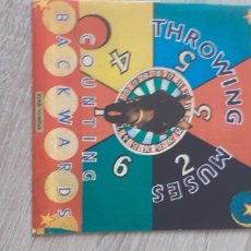 Disques de vinyle: THROWING MUSES. Lote 235299215
