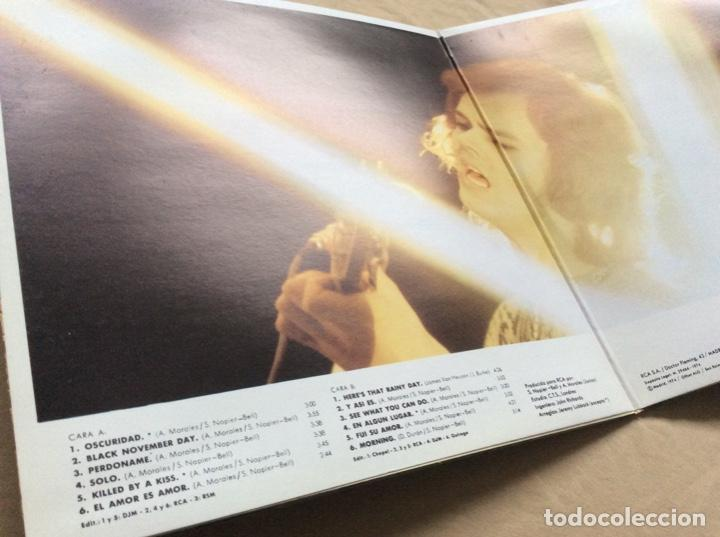 Discos de vinilo: JUNIOR - OSCURIDAD. CARPETA DOBLE. RCA 1974. - Foto 3 - 235301065