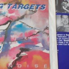 Discos de vinilo: MOVING TARGETS BRAVE NOISE. Lote 235304190