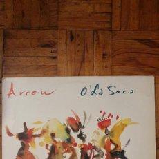 """Discos de vinilo: ARROW – O' LA SOCA LABEL: MANGO – 875 249-1 FORMAT: VINYL, 12"""", MAXI-SINGLE, 45 RPM COUNTRY: F. Lote 235310605"""