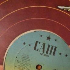 Discos de vinilo: FRANKIE PAUL / J. FORBES* – LITTLE WALTER / JUNIOR STYLE LABEL: CADI RECORDS – CD-001 FORMAT: VINY. Lote 235311385