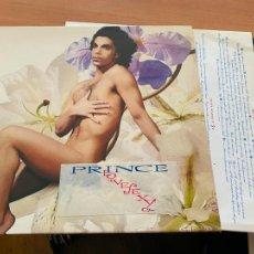 Discos de vinilo: PRINCE (LOVE SEXY) LP 1988 ESPAÑA (B-18). Lote 235318005
