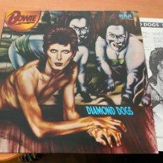 Discos de vinilo: DAVID BOWIE (DIAMOND DOGS) LP JAPAN RPL 2104 (B-18). Lote 235319115