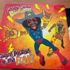 Discos de vinilo: GEORGE CLINTOS FAMILY SERIES (TESTING POSITIVE 4 THE FUNK) 2 X LP GAT. 1993 ESDLP 198 (B-18). Lote 235322350