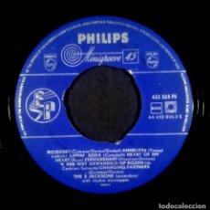 Discos de vinilo: THE 3 JACKSONS - ACCORDION WITH RHYTHM ACCOMPANIMENT - EP HOLANDES 1958 - PHILIPS. Lote 235323770