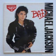 Discos de vinilo: MICHAEL JACKSON – BAD HOLANDA,1987 EPIC. Lote 235343085