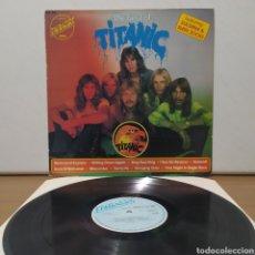 Discos de vinilo: TITANIC - THE BEST OF TITANIC 1975 ED HOLANDESA. Lote 235351760