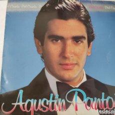 Discos de vinilo: AGUSTÍN PANTOJA. PIEL CANELA.. Lote 235354100