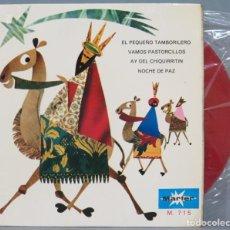 Discos de vinilo: EP. LA ETERNA NAVIDAD VOL.3. Lote 235360140