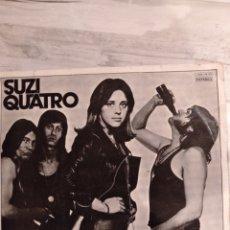 """Discos de vinilo: SUZI QUATRO """" SUZI QUATRO """". EDICIÓN ESPAÑOLA. EMI ODEÓN. 1973.. Lote 235365310"""