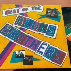 Discos de vinilo: THE BLUES BROTHERS (BEST OF) LP (B-18). Lote 235375020
