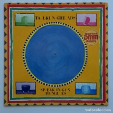 Discos de vinilo: TALKING HEADS ‎– SPEAKING IN TONGUES SCANDINAVIA,1983 SIRE. Lote 235386880
