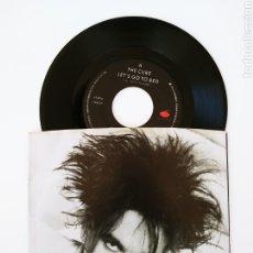 Discos de vinilo: THE CURE - LET'S GO TO BED + BOYS DON'T CRY (ED. DE USA 1986). Lote 235394625