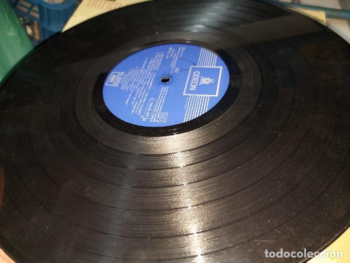 Discos de vinilo: ANTIGUO DISCO DE VINILO - THE BEATLES - HELP - EMI ODEON - MOCL 136 1J060-04.257M - 1965 - TAL Y COM - Foto 3 - 13372851