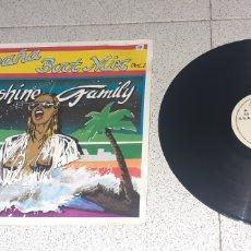Discos de vinilo: SUNSHINE FAMILY - ESPAÑA BOOT MIX VOL.1 - MAXI - SPAIN - BLANCO Y NEGRO - PLS 410 - L -. Lote 235410220