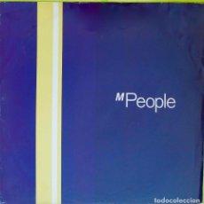 Discos de vinilo: M PEOPLE. HOW CAN I LOVE YOU MORE. MAXI SINGLE UK 3 TEMAS. Lote 235434335