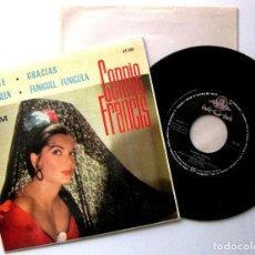 Discos de vinilo: CONNIE FRANCIS - LA GENTE +3 - EP MGM RECORDS 1963 BPY. Lote 235441465