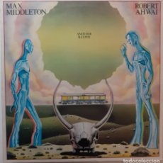 Discos de vinilo: MAX MIDDLETON, ROBERT AHWAY. ANOTHER SLEEPER. Lote 235460355