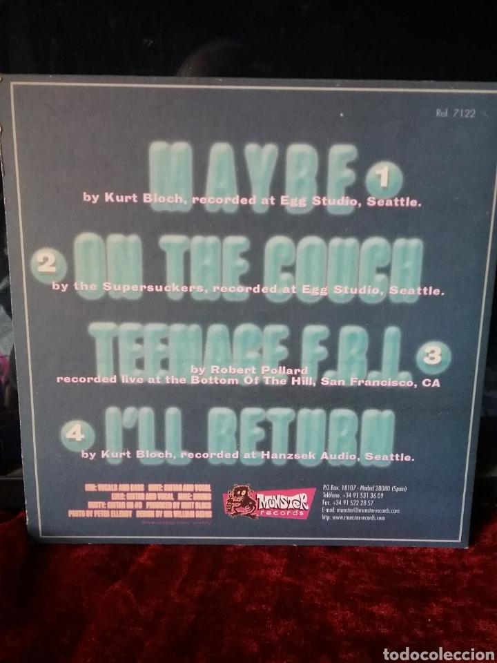 Discos de vinilo: FASTBACKS 1992 MUNSTER RECORDS EP. - Foto 2 - 235460510