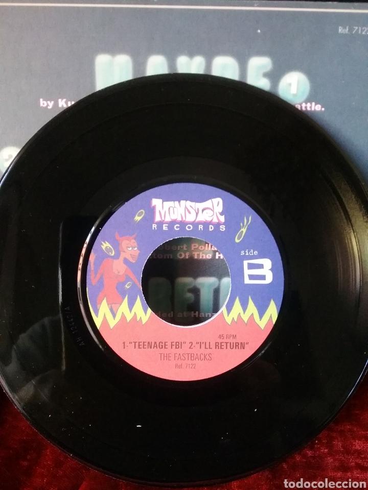 Discos de vinilo: FASTBACKS 1992 MUNSTER RECORDS EP. - Foto 4 - 235460510